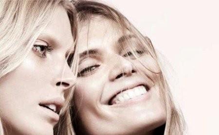 Małgorzata Bela w kampanii Chloe