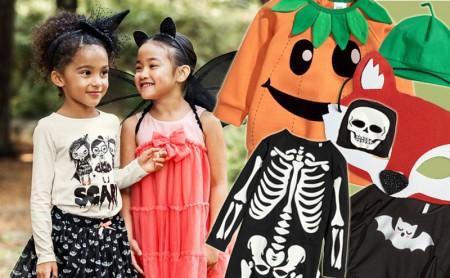 Przebrania dla dzieci na Halloween!