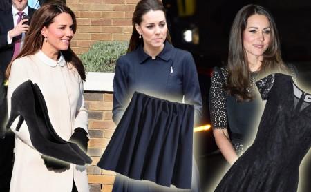 Styl księżnej Kate - 3 inspiracje