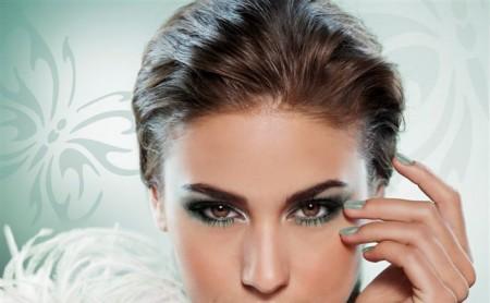 Trendy w makijażu na wiosnę 2011