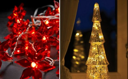 Urocze lampki dekoracyjne - nie tylko na choinkę