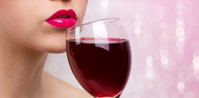 Alkohol szkodzi urodzie