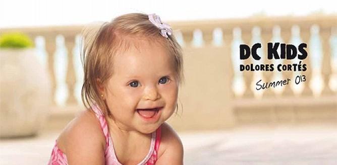 Dzieci z Zespołem Downa zostają modelami w reklamach