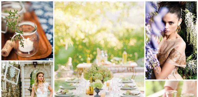 Inspiracje na garden party!