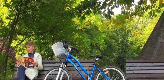 Jazda na rowerze jesienią - 7 rad!