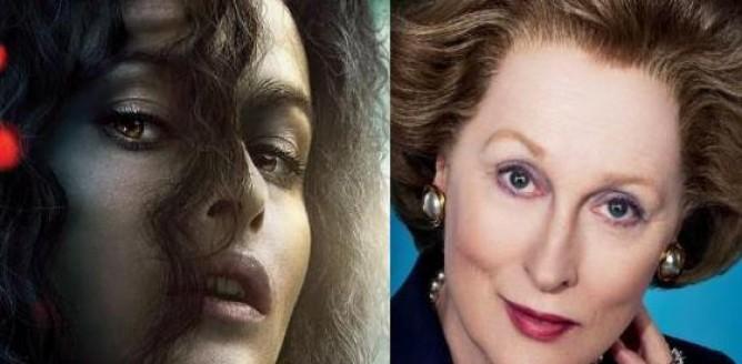 Makijaż filmowy: Oscary