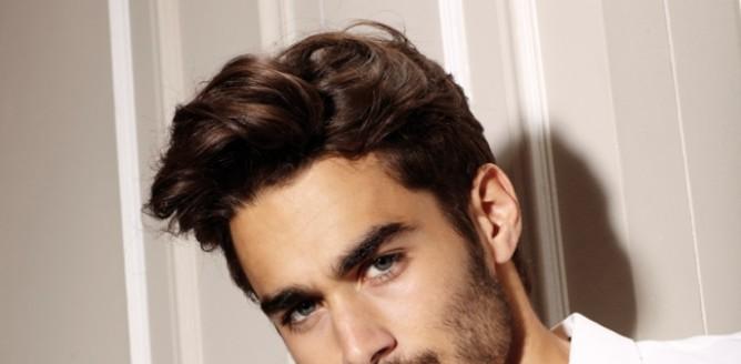Najmodniejsze fryzury dla mężczyzn na lato 2013