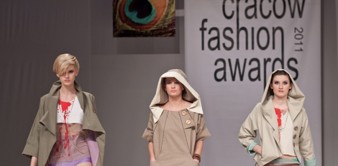 Od inspiracji do kreacji - Cracow Fashion Awards 2011