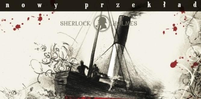 Znak czterech - Arthur Conan Doyle