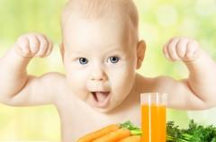 7 sposobów, aby dziecko jadło zdrowo