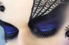 Haloweenowe makijaże