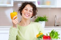Jesienna dieta kobiety pracującej