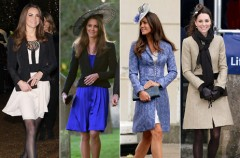 Kate Middleton najlepiej ubraną Brytyjką!