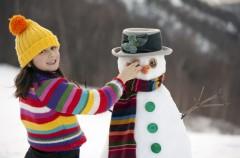 Kreatywne zabawy na śniegu!