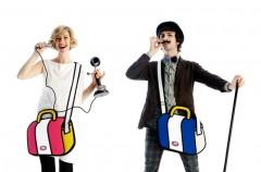 Kreskówkowe torebki