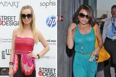 Letnie sukienki i spódnice maxi w stylizacjach celebrytek