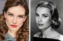 Makijaż inspirowany latami '50.