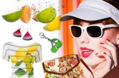Moda na owoce - lato w pełni!