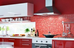 Modna i praktyczna kuchnia