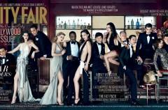 Najgorętsze gwiazdy 2011 roku według Vanity Fair