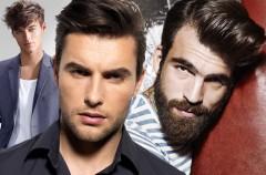 Najmodniejsze męskie fryzury