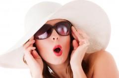 Nie kupuj okularów przeciwsłonecznych bez filtra!