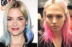 """Ombre hair"" czyli pofarbowane końcówki"