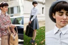 Paryż - przegląd mody ulicznej