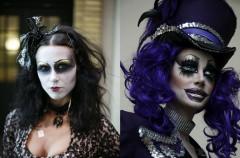 Propozycje makijażu na Halloween