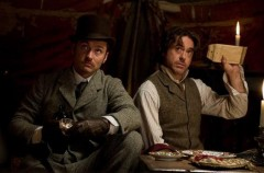 Sherlock Holmes: Gra cieni - recenzja