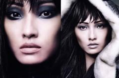 Szary - uniwersalny kolor w makijażu