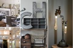 Urok kreatywnej stali w mieszkaniu