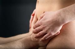 Waginalny masaż Yoni