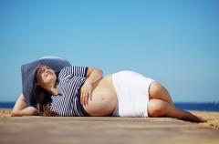 Wakacje w ciąży