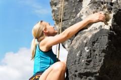 Wspinaczka lepsza niż joga?