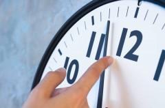 Zmiana czasu niekorzystna dla organizmu?