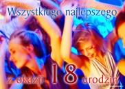 18-ste urodziny 1301
