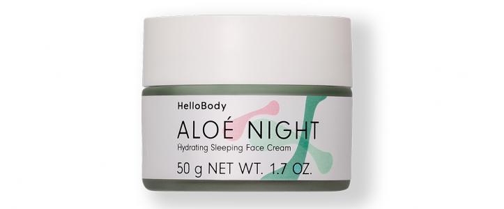 Krem Aloe Vera na noc Hello Body opinie