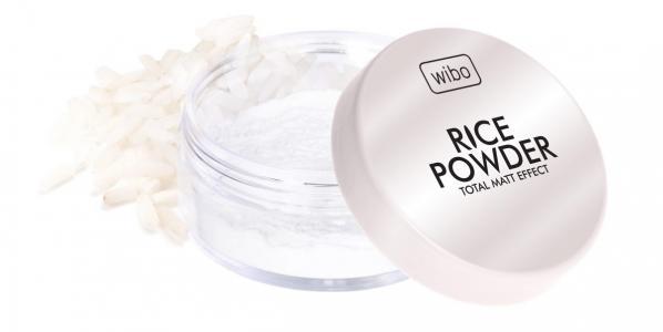 Puder ryżowy Wibo opinie