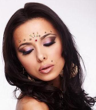 Makijaż W Stylu Bollywood Krok Po Kroku Twarz I Makijaż Polkipl