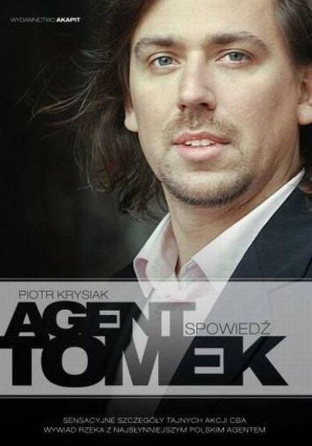 Agent Tomek. Spowiedź.