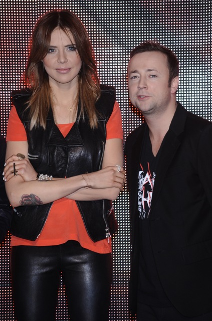 Maja Sablewska i Czesław Mozil/ fot. MWmedia