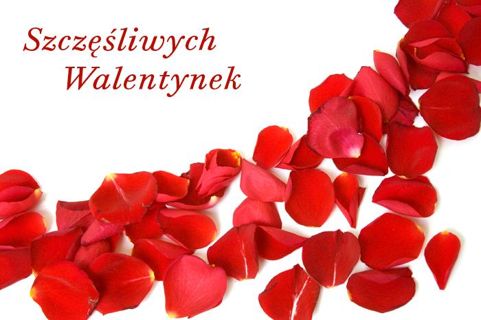 WIERSZYKI NA WALENTYNKI: Walentynki