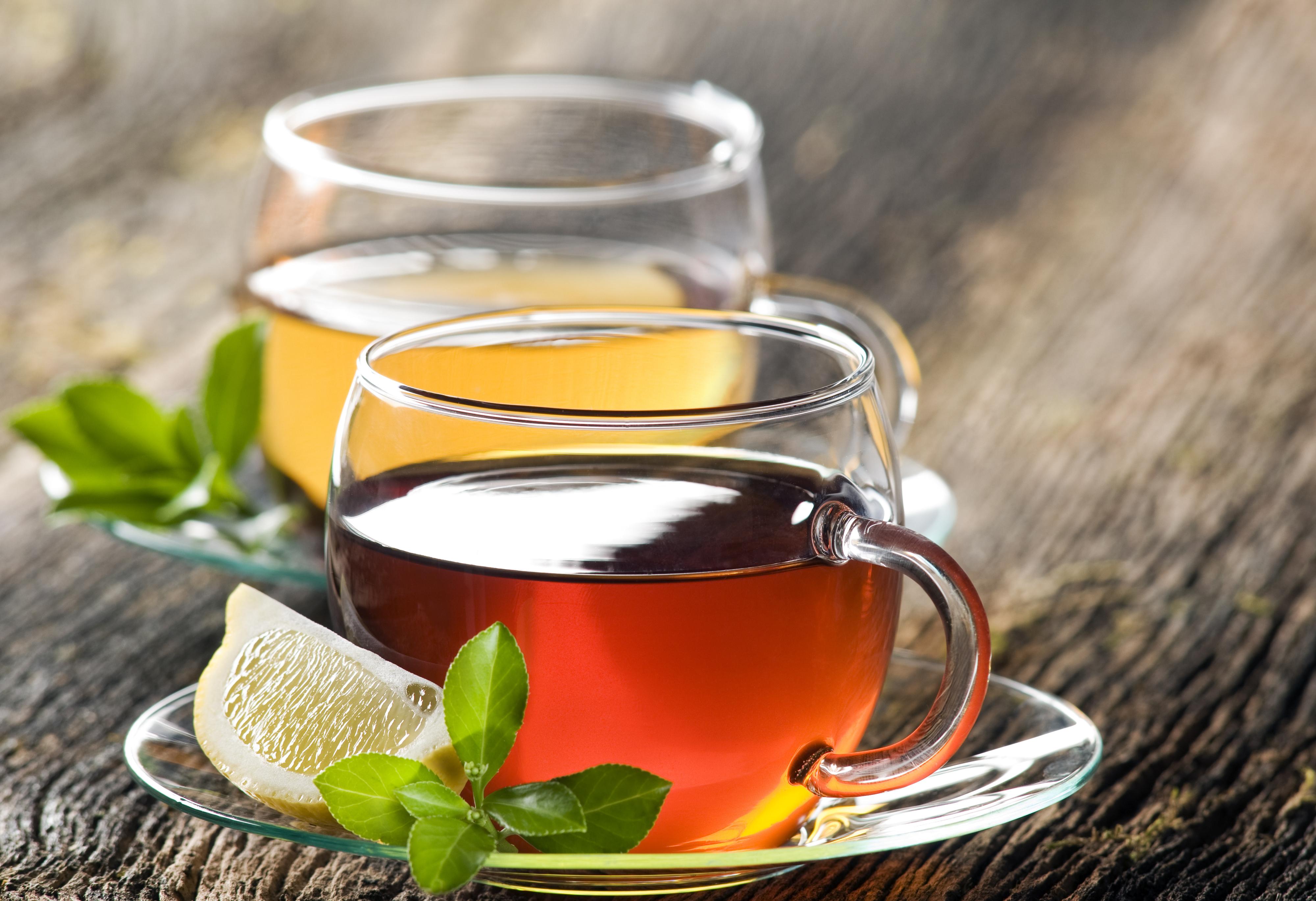 Herbata ziołowa.