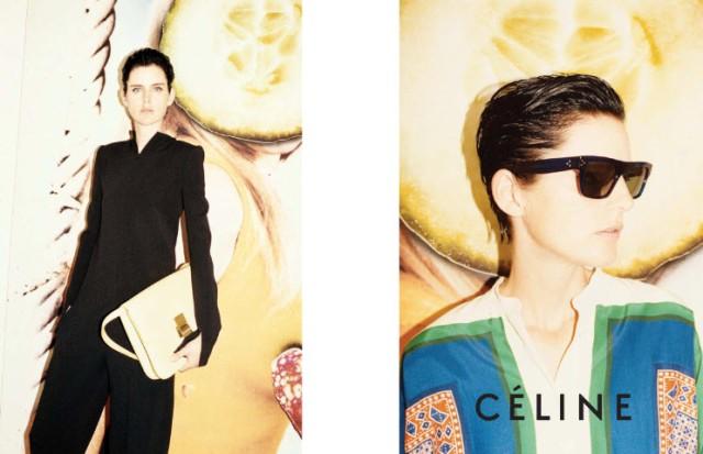 Celine - kolekcja wiosna/lato 2011