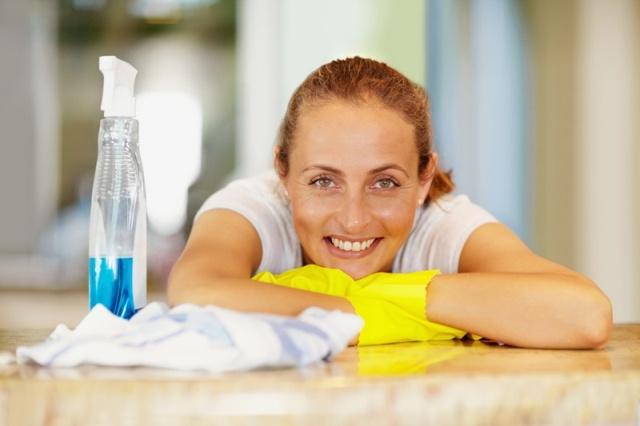 Sprzątanie z uśmiechem
