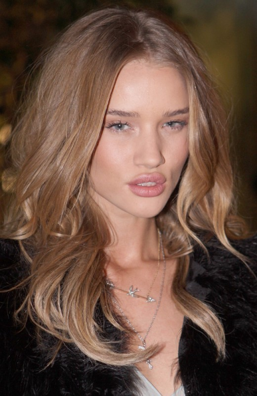 Rosie Huntington-Whiteley /fot. BANG Showbiz London