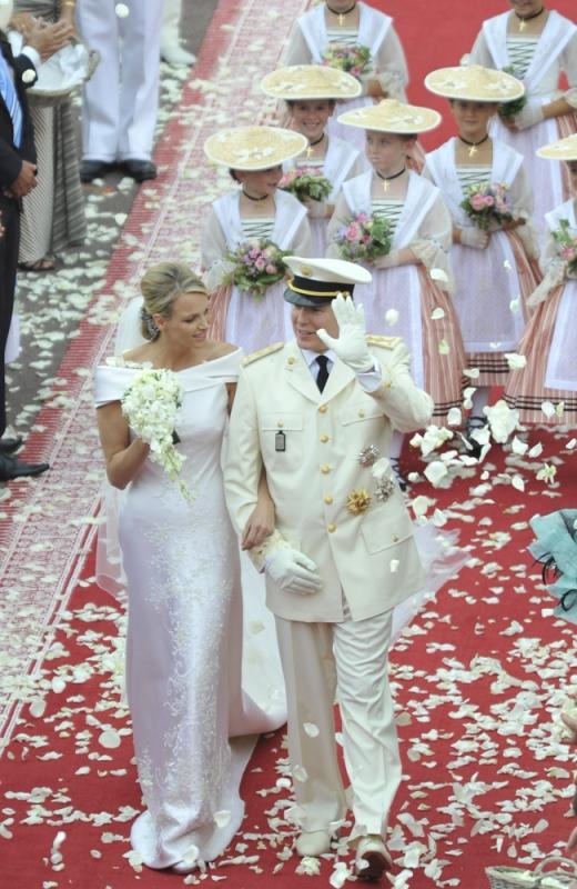 Charlene i Książę Albert  - czy będą szczęśliwi? /fot. Materiały prasowe