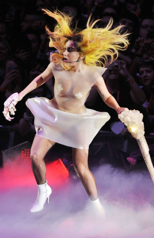 Lady Gaga /fot. BANG Showbiz London