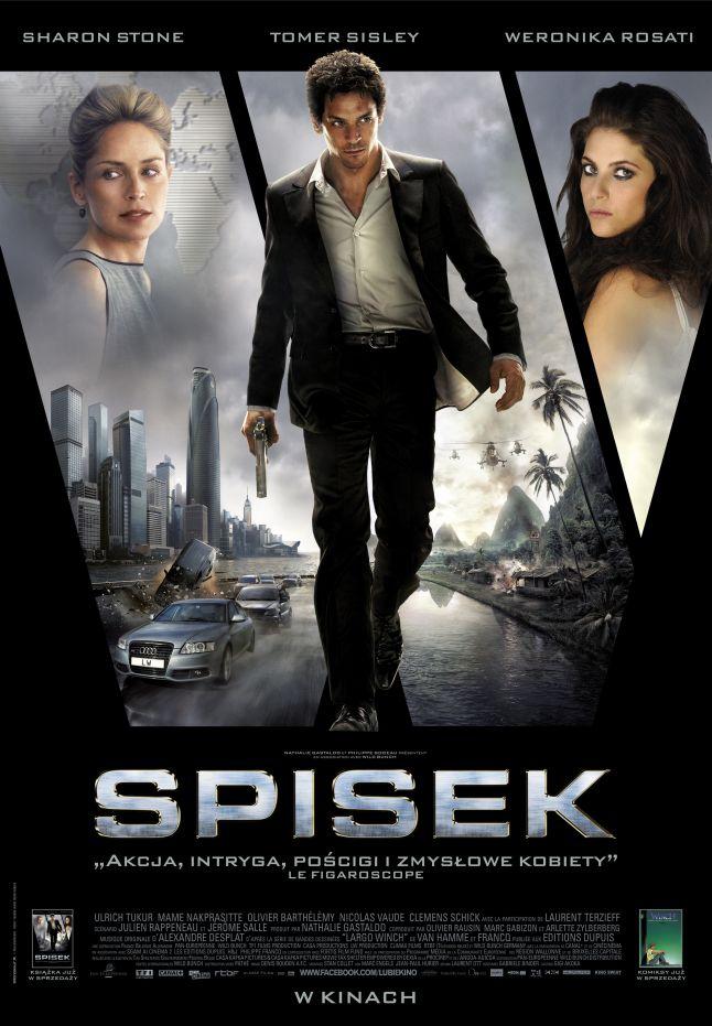 "Plakat filmu ""Spisek"" - wersja polska"